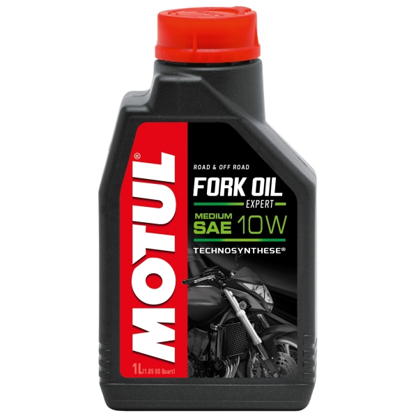 MOTUL Fork Oil Expert medium 10W - 1 л